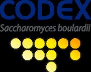 Logo Codex 5 Miliardi con Saccharomyces Boulardii